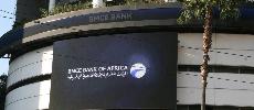 Bank of Africa : Le RNPG en baisse de 68% au 1er semestre