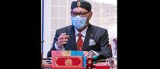 Le roi Mohammed VI préside un Conseil des ministres (PLF2021, Covid-19,...)