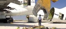 Le Maroc totalement absent du marché florissant du démantèlement des avions