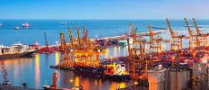 Le trafic portuaire global en hausse de 12,4% en 2020