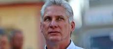 À Cuba, le président Miguel Diaz-Canel succède à Raul Castro à la tête du Parti communiste