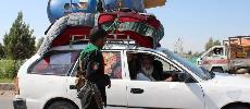 Afghanistan : Les Taliban s'emparent d'un district proche de Kaboul