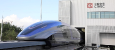 Chine: le train le plus rapide du monde fait son premier départ