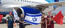 Marrakech : Arrivée des premiers vols commerciaux directs en provenance de Tel-Aviv