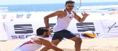 JO-2020/Beach-volley: Le Maroc s'incline face au Brésil