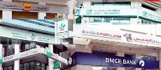 Banques: Le résultat net recule de 43,2% en 2020