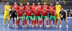 Serbie: Fin du stage de l'équipe marocaine de futsal