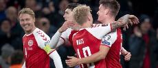 Le Danemark se qualifie pour le Mondial-2022