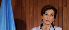 Unesco : Le conseil exécutif approuve la reconduction de Audrey Azoulay