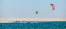 Dakhla: Le 11ème championnat mondial Prince Moulay El Hassan de Kitesurf, du 27 au 31 octobre